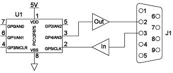 rs232 circuit