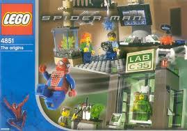 lego spiderman the game