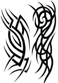 tribale wzory