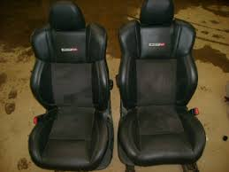 srt8 seats