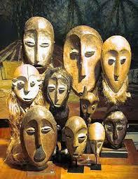 afrika maskers