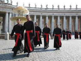 roman catholic clothing