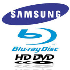 blue dvd players
