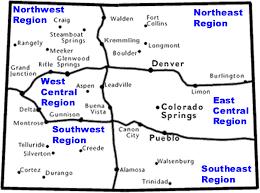 map of colorado mountain ranges
