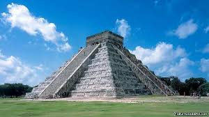 mexico mayan temples