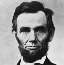 abe lincoln photograph