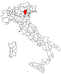 map of vicenza
