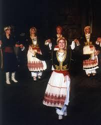danze tradizionali