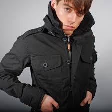 black army jackets