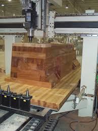 cnc machine wood