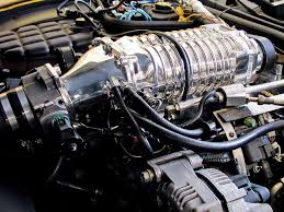 chevy superchargers
