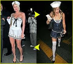 lily allen sailor outfit