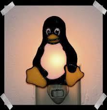 penguin lights