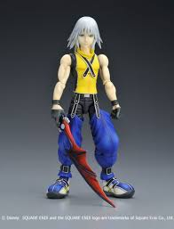 riku action figures
