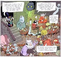 comics dungeon