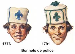 french police hat