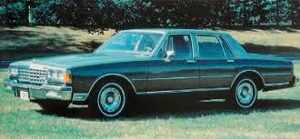 1985 chevy caprice