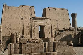 ancient egyptian palaces