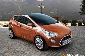 ford ka pictures