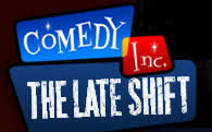 affiche Comedy Inc.
