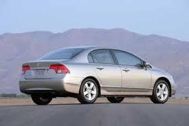 new civic sedan