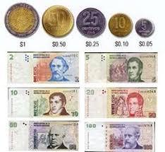 moneda argentina
