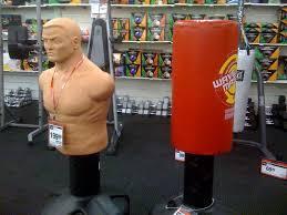 human punching bags
