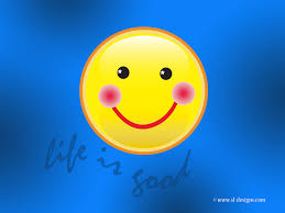 smiley face computer wallpaper