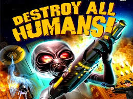 destroy all humans the game