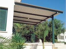 canvas patio awnings