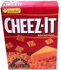 cheez it box