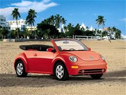 2003 vw beetle convertible