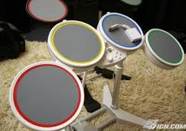 rockband ps3 drums