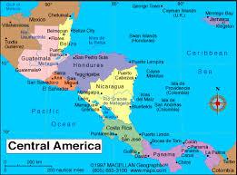 latin america central america