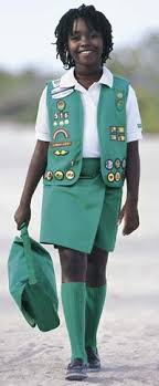 girl scout gear