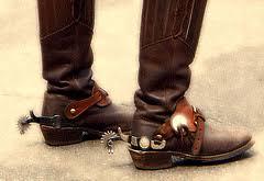 cowboy boot spur