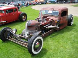 rat rod front end