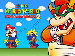 mario world advance