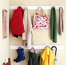coat racks wall