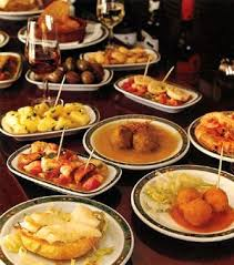 tapas from spain
