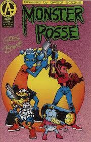 cartoon comic books