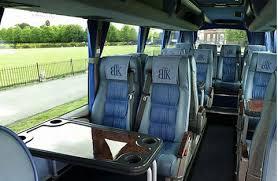 luxury mini coaches