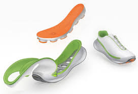 running shoe design
