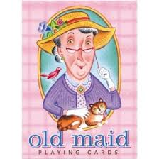 old maid card