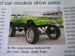 donk toy cars