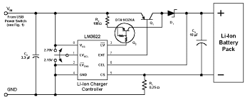 lithium ion battery recharger