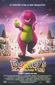 barney the movie