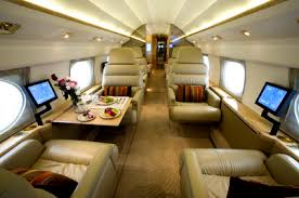 private jet photos