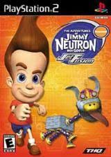 jimmy neutron boy genius ps2