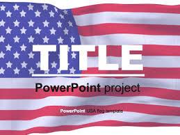 flag powerpoint